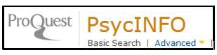 ProQuest Psyc