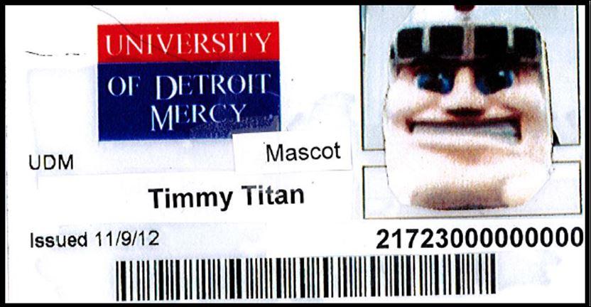 Tommy Titan ID