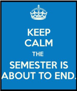 Final Exams Keep Calm