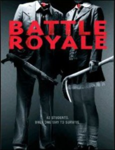DVD - Battle Royale