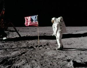 NASAMoonLandingNeilArmstrong