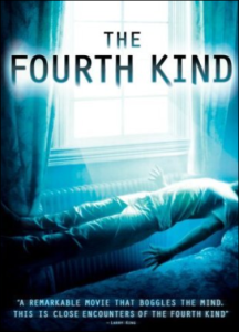 DVD - Fourth Kind