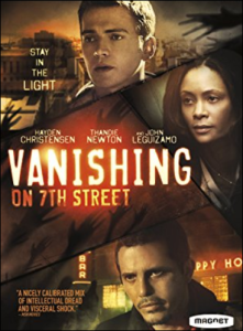 DVD - Vanishing