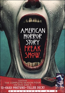 DVD - freak show